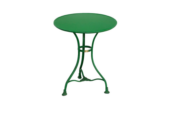 G601 - Table de Jardin type 1- Ø600 Dimensions: Ø600 x h700